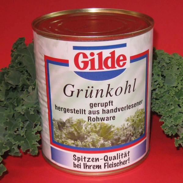 Gilde Grünkohl in der Dose
