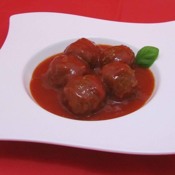 Mettbällchen Toskana aus Pferdefleisch