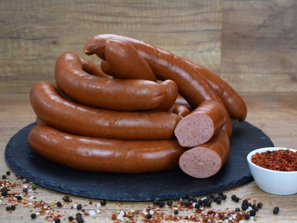 Grobe Pferdefleischwurst