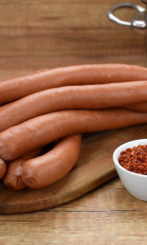 Wiener aus Pferdefleisch